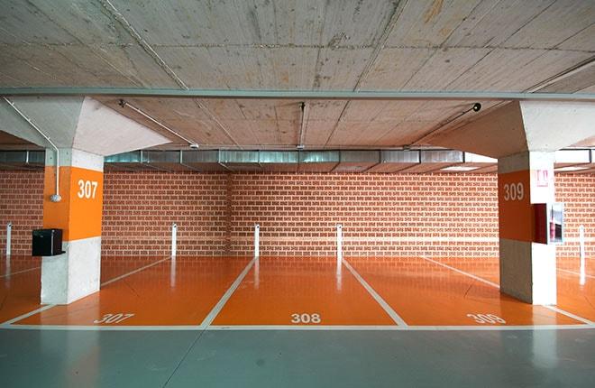 pavimento epoxi parking la vega murcia - tudepa