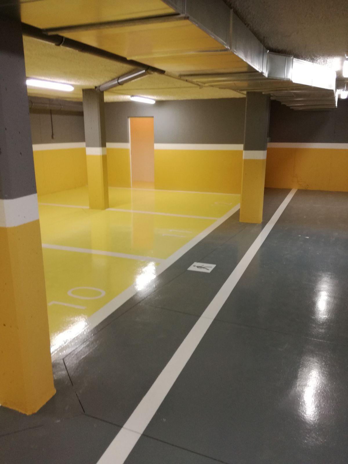 aplicacion resina epoxi parking javea - tudepa