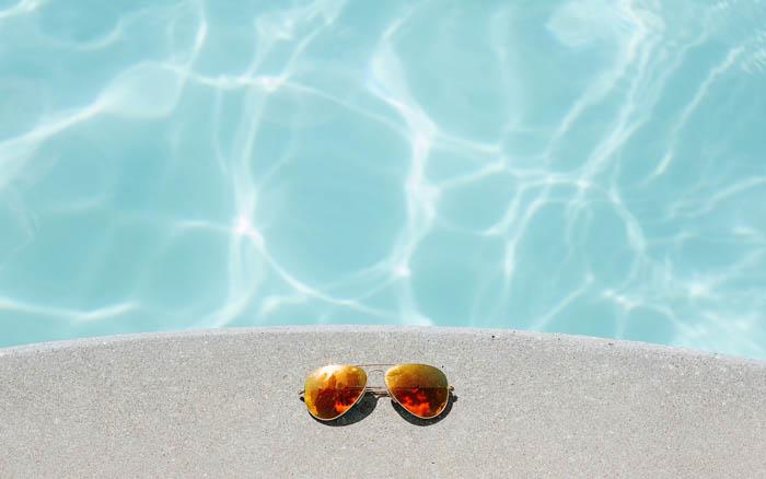 ¿Es recomendable el hormigón impreso para tu piscina?